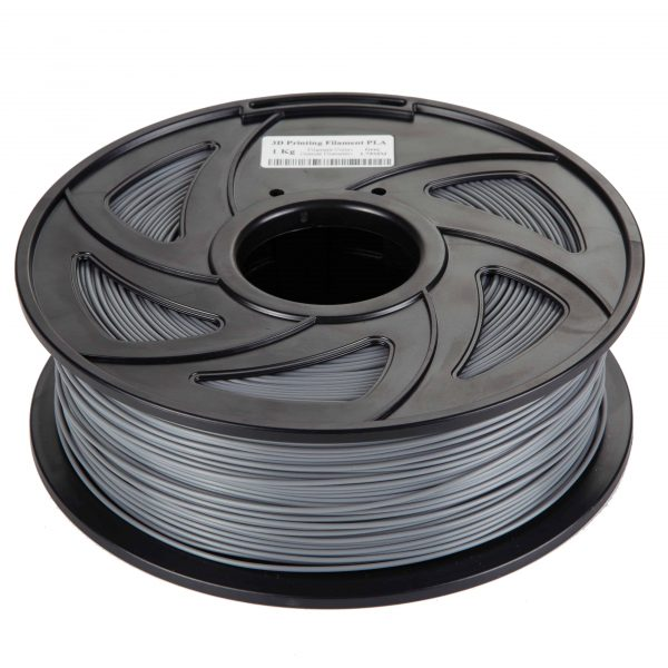 Grey ABS scaled 3DPO ABS Filament (GREY) 1KG 1.75MM