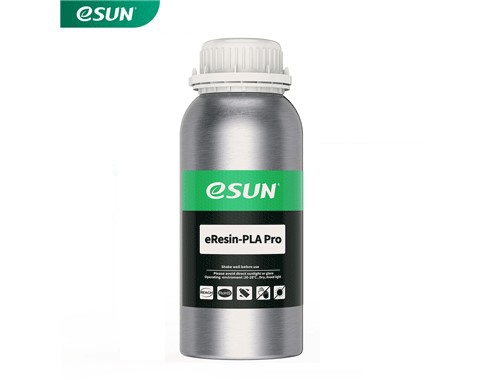 20200921114001692746124 1 eSun - eResin PLA Bio-Based LCD Resin 500g - Skin