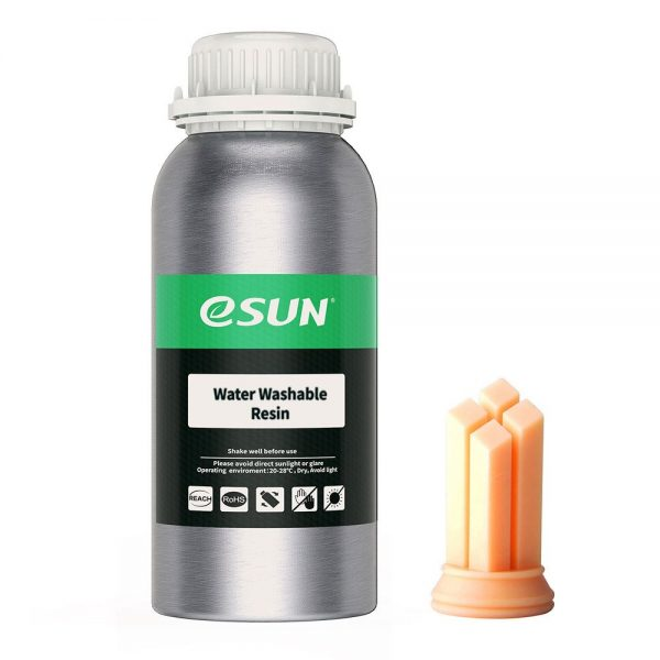 618444 069526 01 front zoom 1 eSun - Water-Washable Resin 500g - Skin