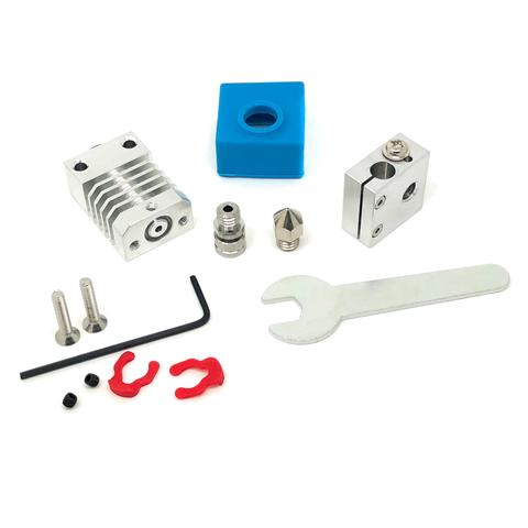 m2583 04 4 Micro Swiss - All Metal Hotend Kit for Creality CR-10 / CR10S / CR20 / Ender 2, 3, 5 Printers (0.4mm)