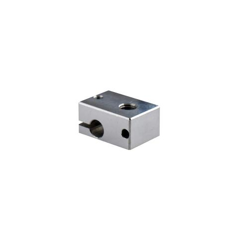 v6 block cartridge alu E3D - V6 Aluminium Heater Block
